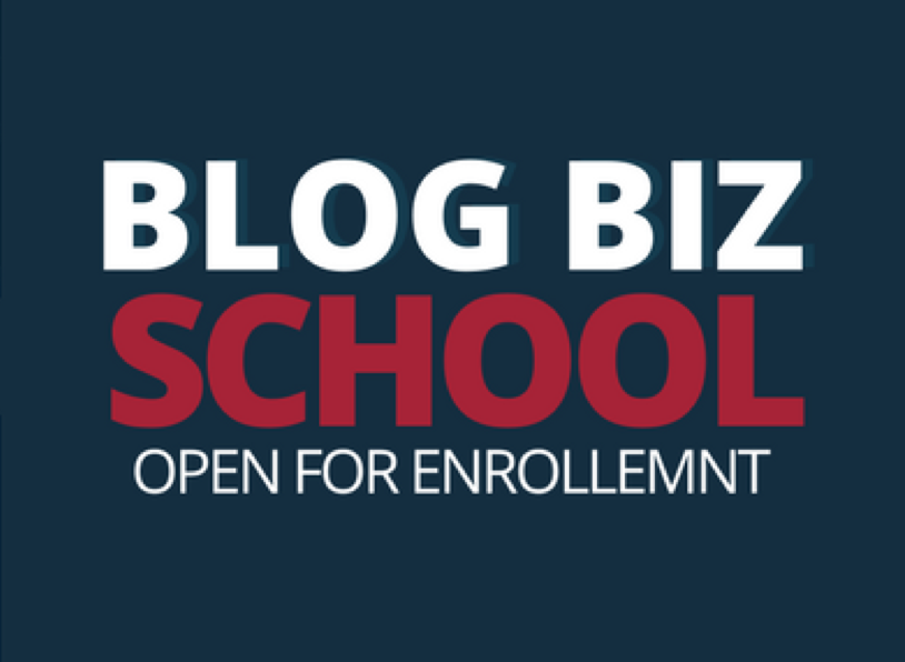 Blog Biz School Review